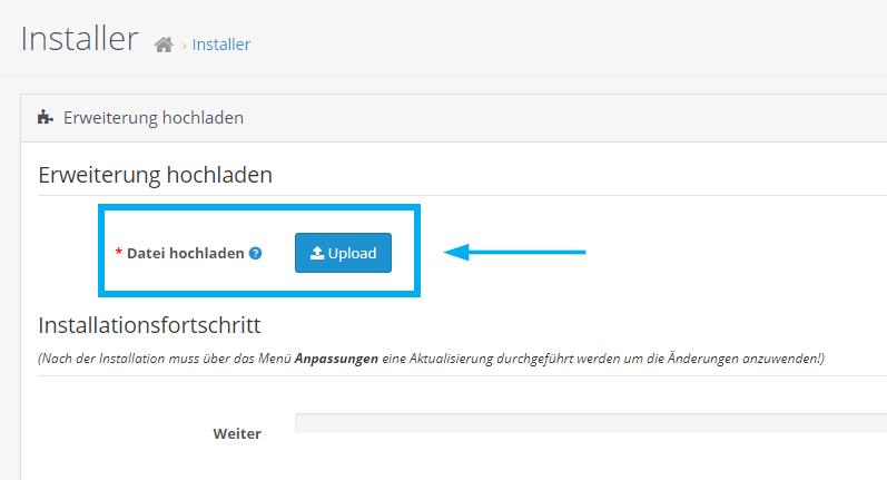 3_Opencart Upload Plugin