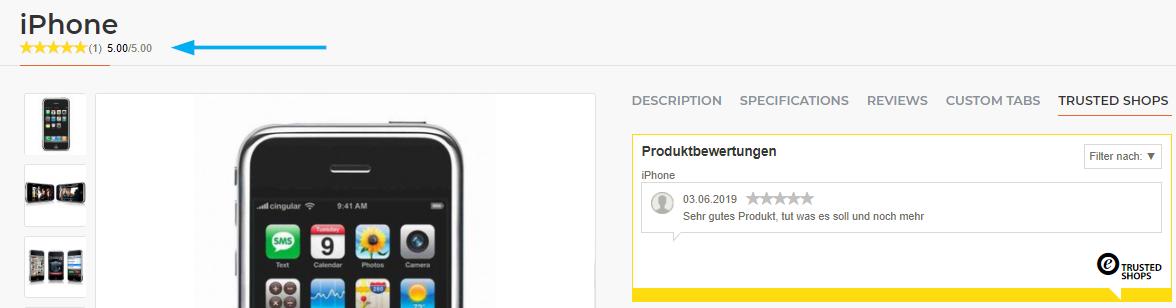 OC_Produktbewertungssterne