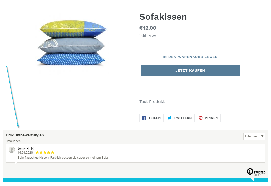 ProductReviewStickerFrontend