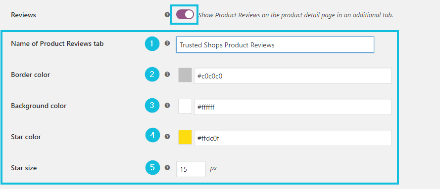 Product_Reviews_Tab_Conifguration