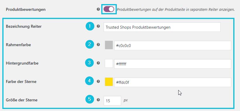 Produktbewertungen_separater_Reiter_Konfig