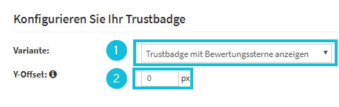 Trustbadge_Konfiguration