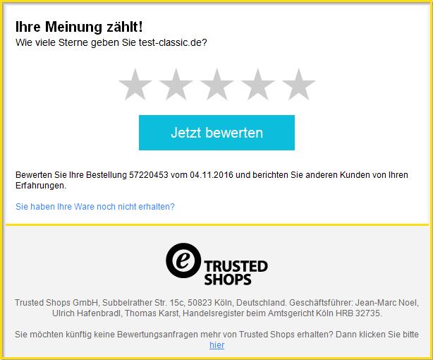 Trusted Shops Anleitung Bewertung Abgeben